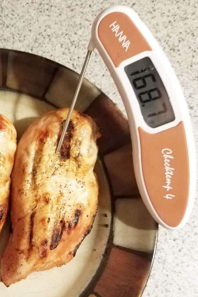 chicken cook temp