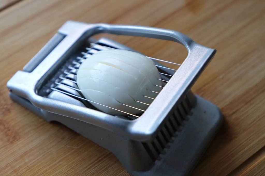 Boiled Egg Slicer