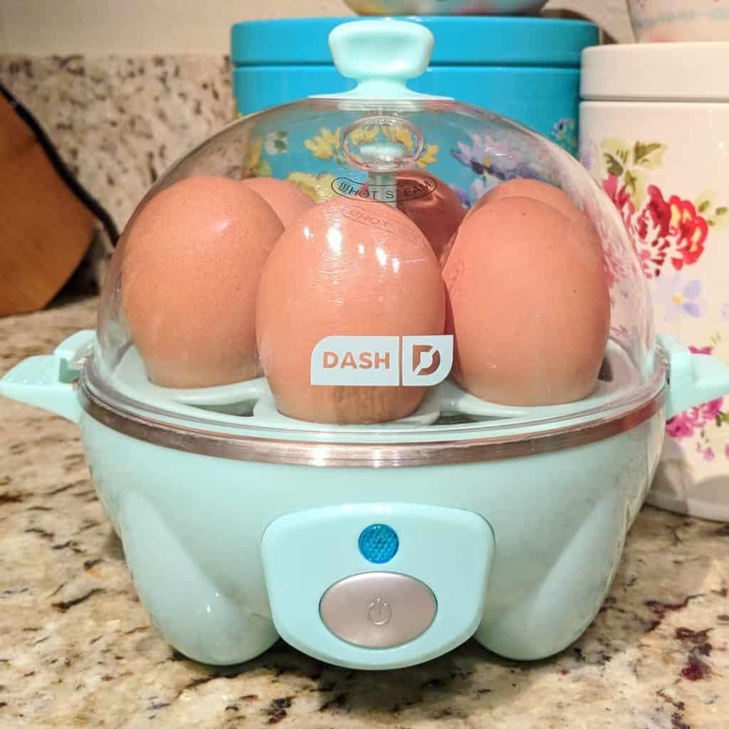boiled eggs maker