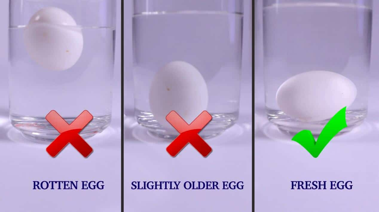 how long are fresh eggs good for