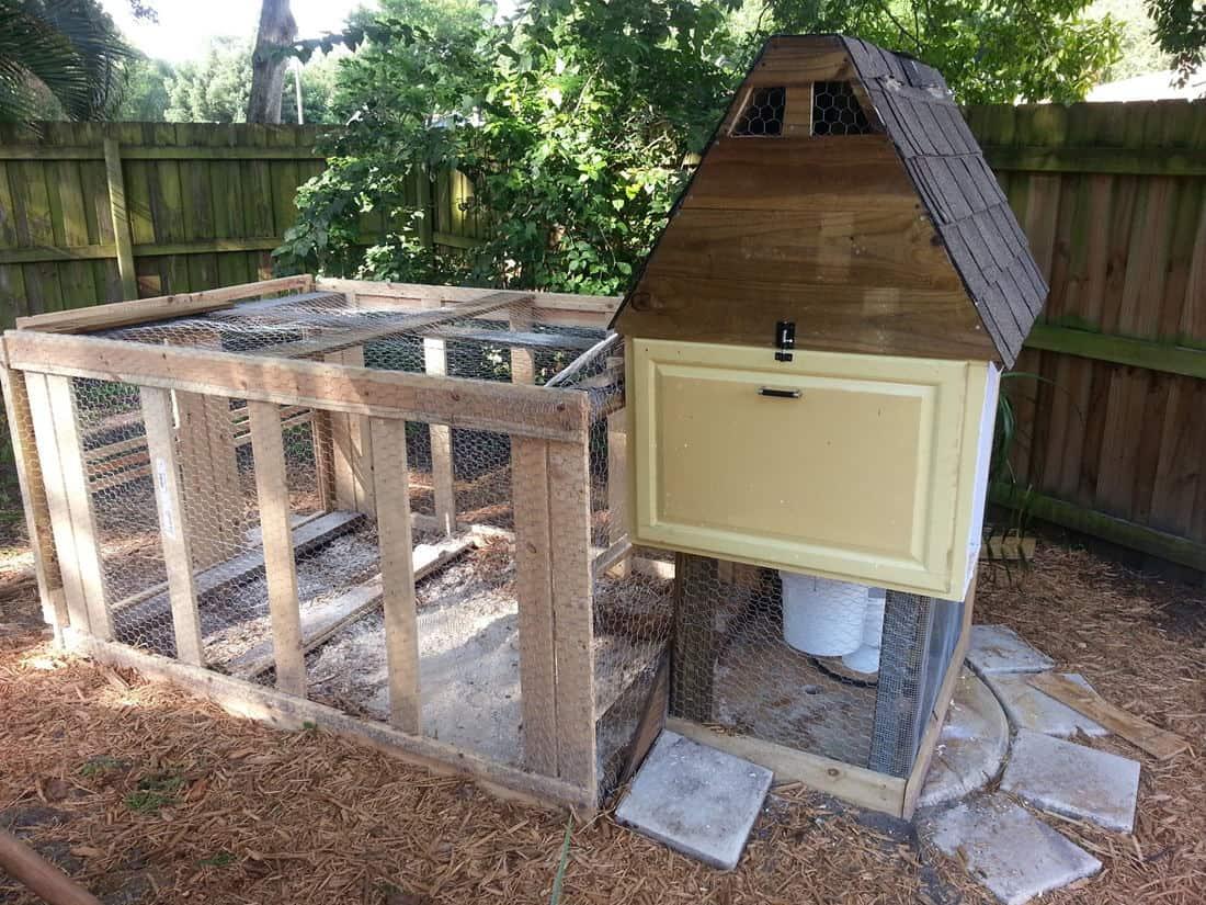 Simple Chicken Coop Plan