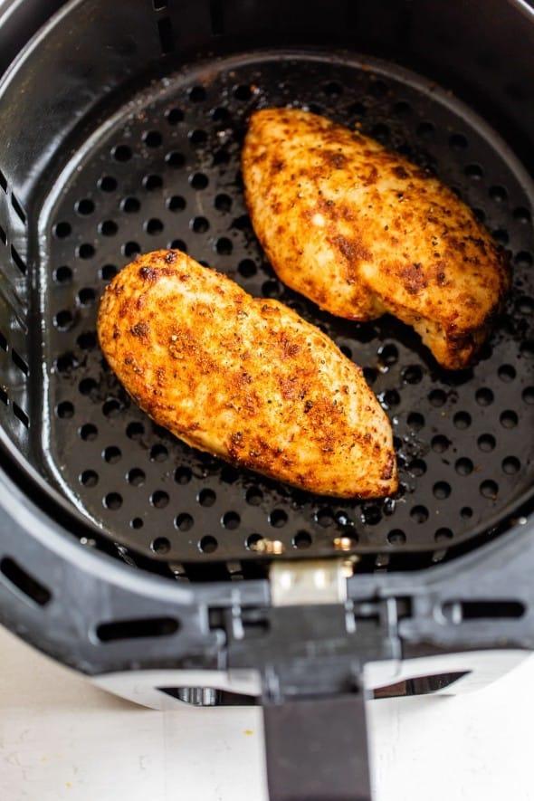 best way to reheat fried chicken