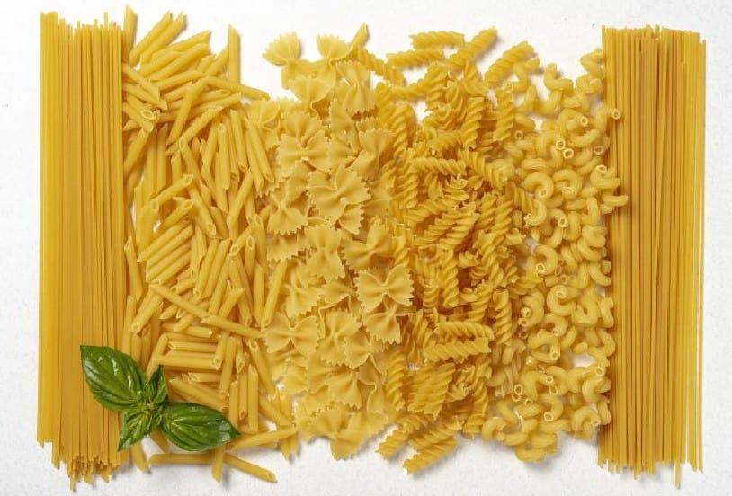 pasta feed